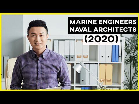 Marine Engineering – Naval Architecture (2020)