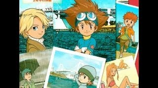 [DD] Digimon Adventure: Original Story 2nen han no Kyuuka 1/2