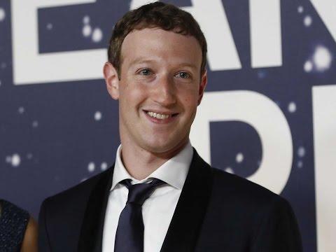 Марк Цукерберг - интересные факты из жизни / Mark Zuckerberg - interesting life facts