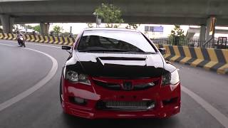 HONDA CivicFD K24a Turbo !!  By เต้ สายจอดออก