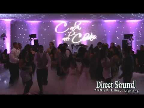 Direct Sound Wedding Lighting Dance Demo Dj Uplighting Moving