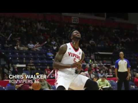 Chris Walker: NBA G-League Rio Grande Valley Vipers 2017-18
