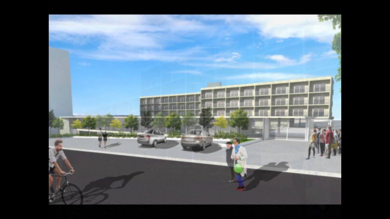 TCC - Arquitetura e Urbanismo - Residencial para Idosos Vila Mariana