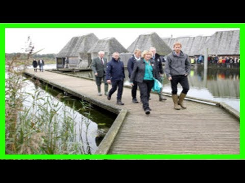 Breaking News | Prince harry sees conservation projects at brockholes in preston