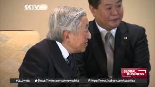 Zimbabwe President begin state visit to Japan