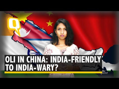 Is India Letting Nepal Slip Into Chinas Eager Arms?