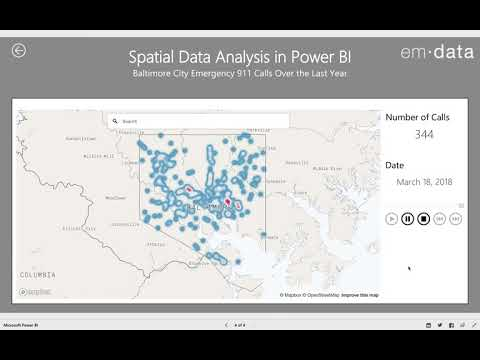 Draw Polygons in PowerBI Maps | Power BI Exchange