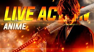 Top 10 Anime Live Action Terbaik [BEST ANIME]