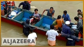 🇮🇳 Kerala floods: Over 300,000 displaced as rescue efforts struggle | Al Jazeera English thumbnail