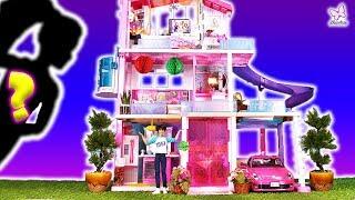 Kim jest nowy sąsiad Barbie ❓❓ Rodzinka Barbie  Bajka po polsku z lalkami Ken detektyw