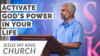 Activate God's Power in Your Life | Steven Francis