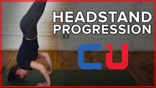 Tripod Headstand Progression (How-To)   Weekly Workout