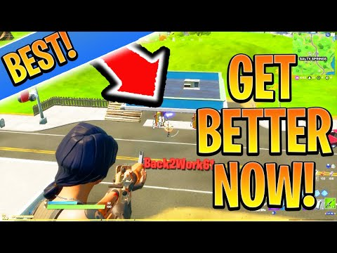 INSTANTLY Get Better/Improve In Fortnite! Fortnite Ps4/Xbox Solo! (How To Win Solo Fortnite Tips)