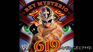 WWE Rey Mysterio 2002 2005 Theme Song -619