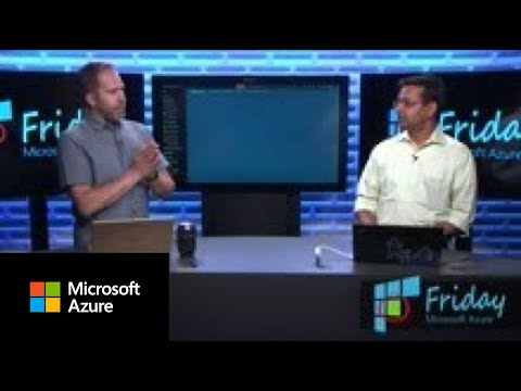 Azure Friday: PowerShell in Azure Cloud Shell