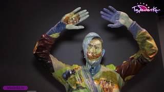 Выставка художника Лю Болина в Эрарте
