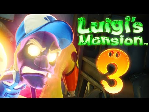 Nerviger Abwasser-Geist! | Luigis Mansion 3 (Part 12)