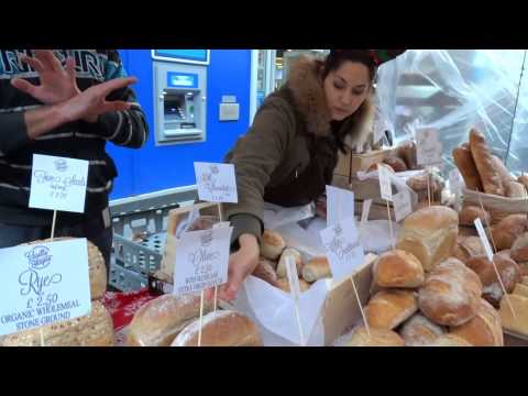 Organic Bread Food Market Perth Perthshire Scotland
