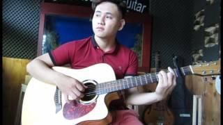 Dấu Mưa Guitar solo fingerstyle by SMR