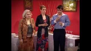 In puii mei - Radu Banciula la botez (11.03.2012)