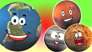 планета песня | детская планета песня | Дети Солнечной системы песня