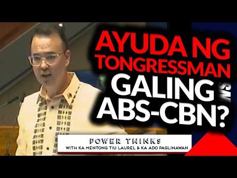 Magkano kada Kongresista, ABS? - Power Thinks Ep. 07 with Ka Mentong Herman Laurel and Ka Ado