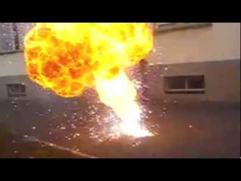 Chemistry Lesson Bunsen Burner Blows Up Youtube