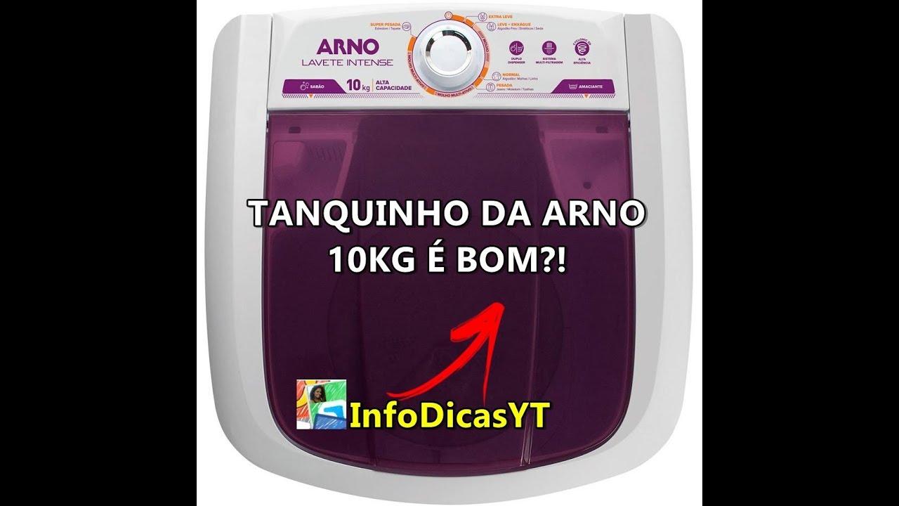 2897f6f35d ARNO - LaVaDoRa de RouPas 10Kg   InfoDicasYT   APRESENTAÇÃO DO PRODUTO
