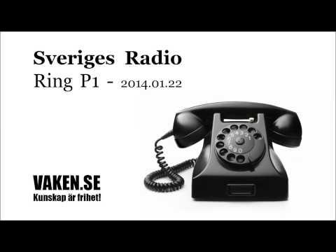 "SR Ring P1: inringare ifrågasätter ""klimathotet"" -- VAKEN.SE"