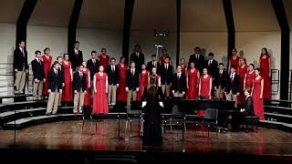 Carol of the Bells - CCHS Meistersingers 2015-12-09