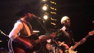RYAN BINGHAM - rip this joint - LIVE@ POSTBAHNHOF BERLIN 13-10-2015