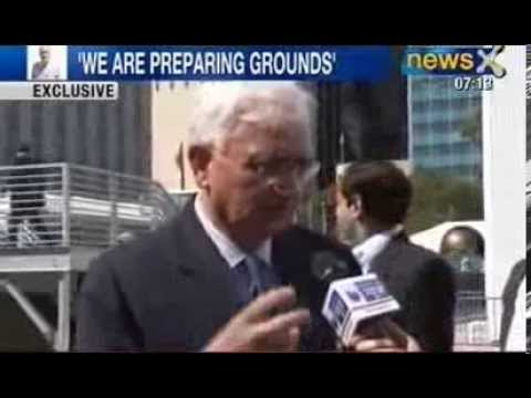 NewsX Exclusive: Salman Khurshid talks on NPCIL and Nuclear Deal