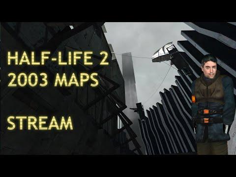 (RU) Half-Life 2 Beta: карты 2003 года