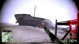 Battlefield BadCompany 2 - Fly-Swatter (Tank VS Chopper)