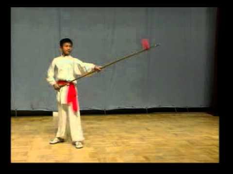 Jin Ben Qiang Fa - Basic Spear Techniques - Técnic...