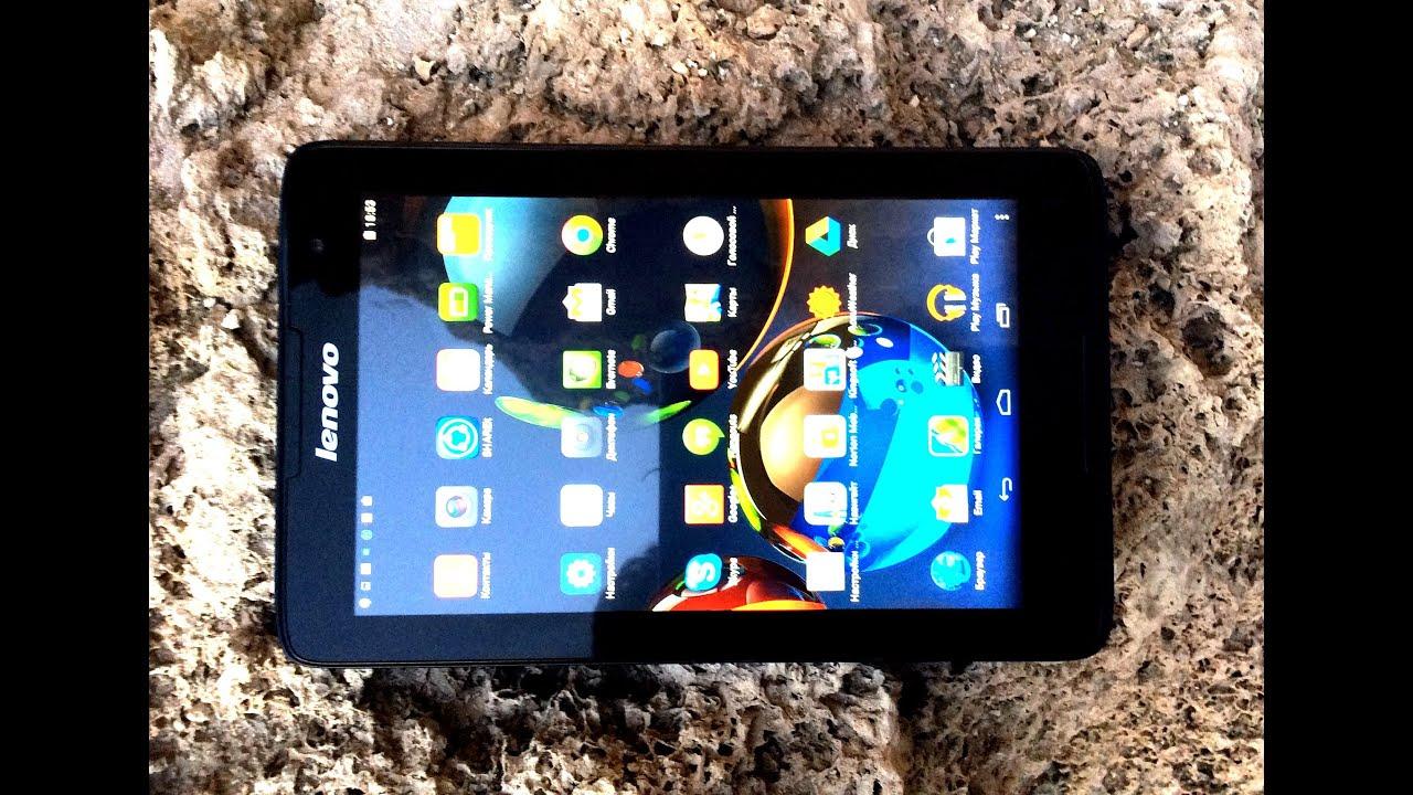 Lenovo Tab A8 A5500 – 8-дюймовый планшет – видео обзор