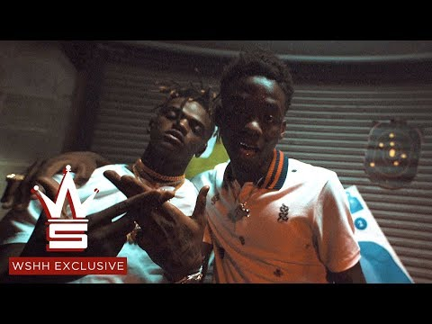 Luh Soldier Feat. JayDaYoungan  45 And A Glock 9  (WSHH Exclusive - Official Music Video)
