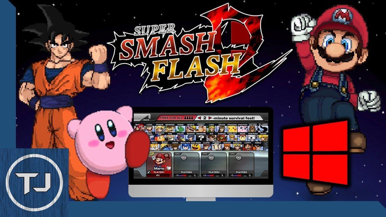 Super Smash Flash 2 Download For Windows 7