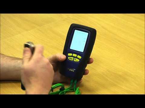 Full demo of Anton Sprint eVo range analyser: Flue gas, Pressure, Temperature, CO room, Gas Leak etc