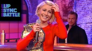 Julianne Hough on her Lip Sync Win | Lip Sync Battle