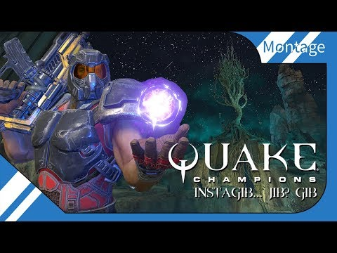 Quake Champions   Instagib... Jib? GIB