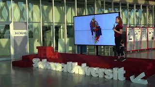 The things I learned as an Olympic Alpine Skier  | Özlem Çarıkcıoğlu | TEDxSabanciUniversity