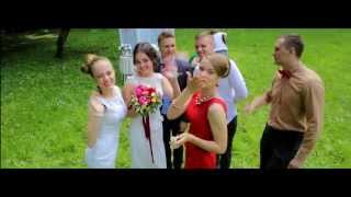 """Свадебный Фест """"Дворцовый переворот"""" в Несвиже. Свадьба в замке."""