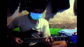 JKT48 - Oogoe Diamond Guitar Cover by Wotamie