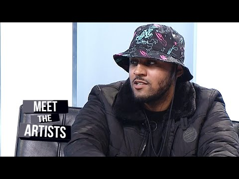Jammz | Meet The Artists - being on tour with Kano, radio being like gym, influences & more