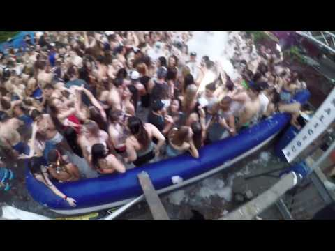 Chico State - Kappa Sig Foam Party ft. SUBFER