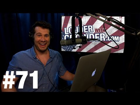 #71 WIENERS EVERYWHERE! Curt Schilling, Dave Rubin, Gavin McInnes | Louder With Crowder
