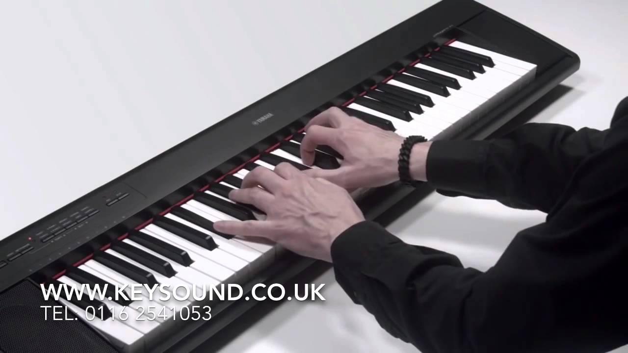 Yamaha Piaggero Np12 : yamaha np12 piaggero keyboard demo youtube ~ Vivirlamusica.com Haus und Dekorationen