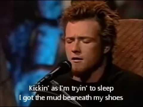 Stone Temple Pilots - Crackerman Unplugged - Lyrics