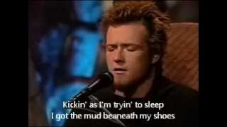 Stone Temple Pilots - Crackerman Unplugged - Lyrics